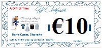 €10 Gift Cert