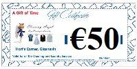 €50 Gift Cert