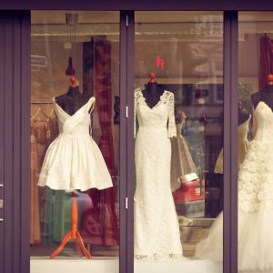 Clean Wedding Dresses