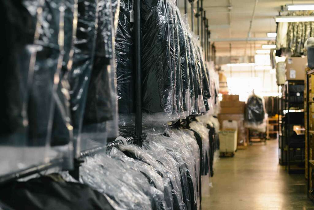 Commercial Dry Cleaners