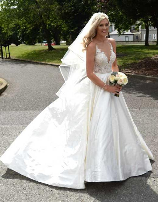 Jenny Lee Dixon Wedding Dress Cleaning