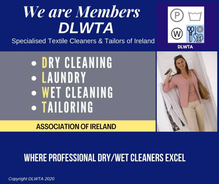 Member of Dry Cleaners Association of Ireland