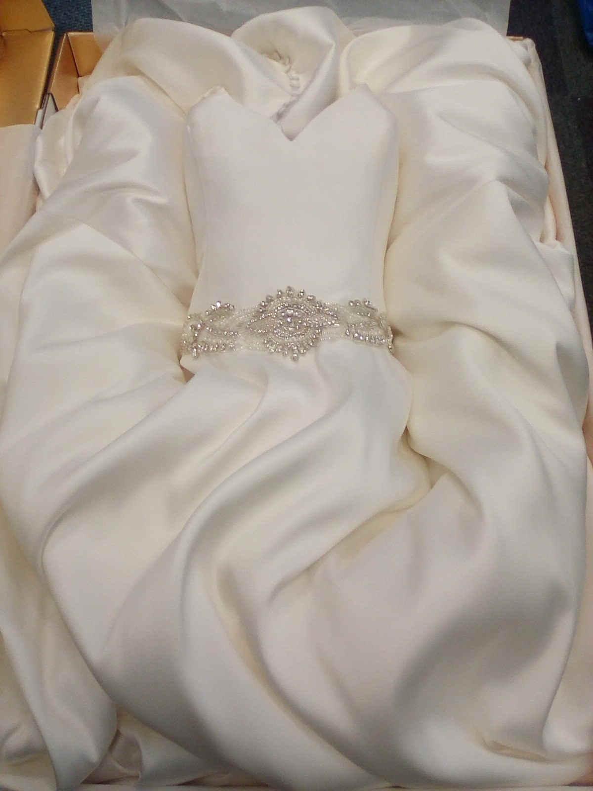 Wedding Dress Boxed B